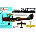 De Havilland DH-82 Tiger Moth Other Users